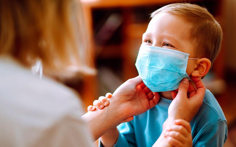 In Italia solo l'1,8% dei casi positivi al Coronavirus è in età pediatrica