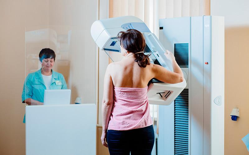 Mammografia: perché e quando farla
