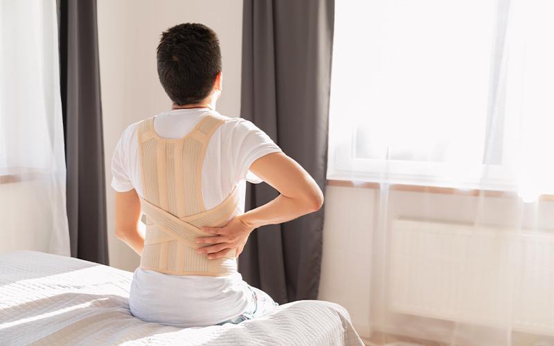 Quando usare il corsetto ortopedico